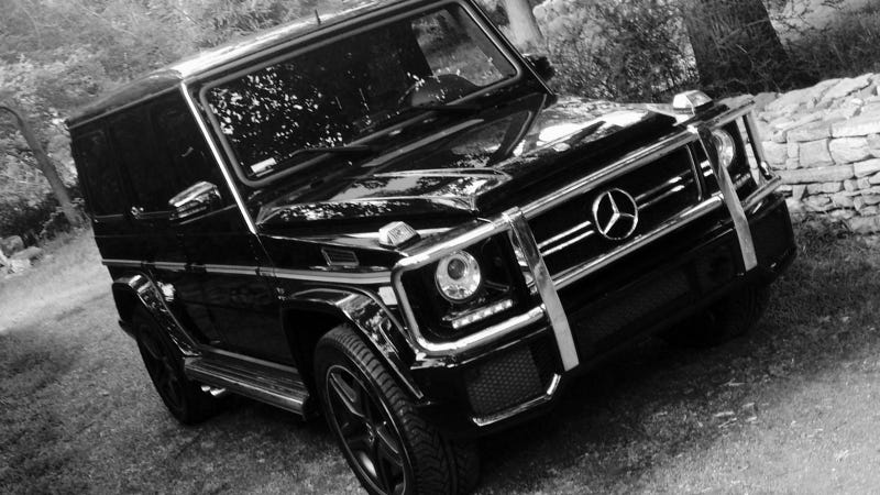 Illustration for article titled 50 Miles In A Mercedes G 63 AMG And I'm Already Ignoring Proles