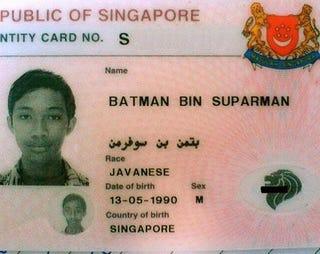 Illustration for article titled Batman Bin Suparman arrested for theft and drug abuse....