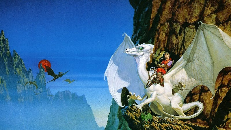 Illustration for article titled Which science fiction classic is best read before the age of 18?