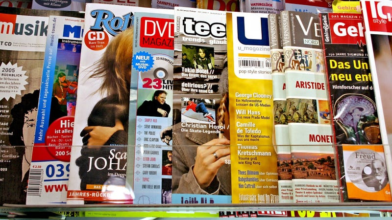 Your Library's Free Digital Magazines Are a Great Alternative to Apple's News+