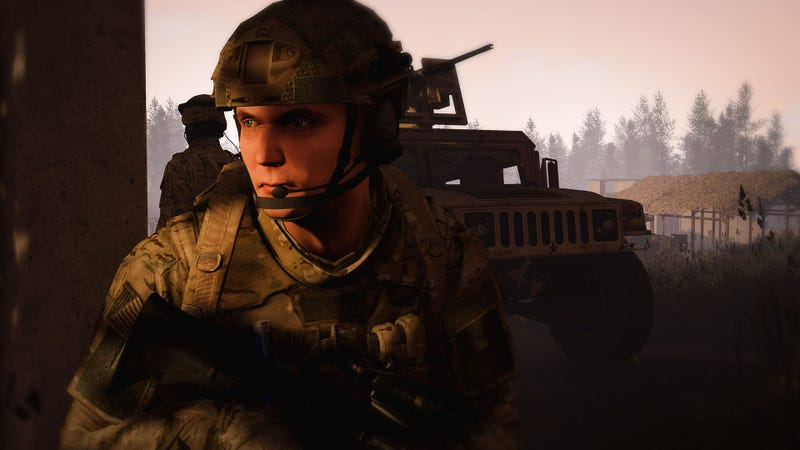 Illustration for article titled Steam's Latest Hit Is Like A More Realistic Battlefield