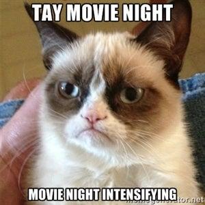 Illustration for article titled Reminder: TayV Movie Night TONIGHT: Bigger. Smarter. Faster.