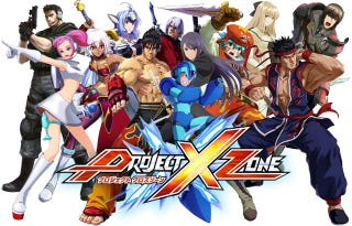 Illustration for article titled Just played the Project X Zone demo.