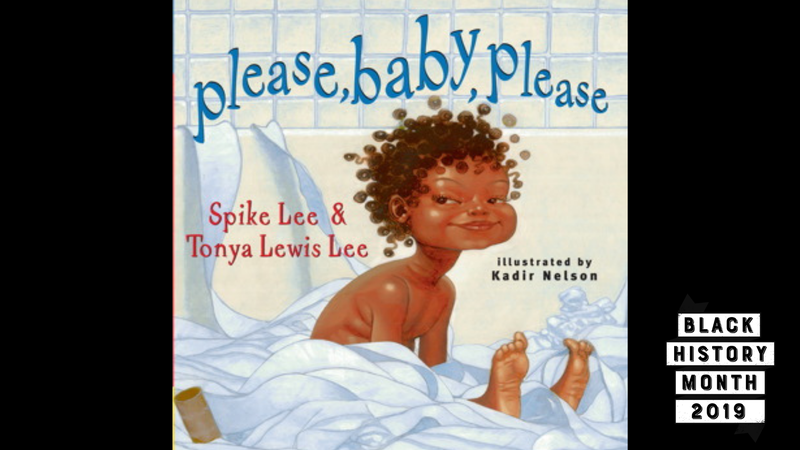 Illustration for article titled 28 Days of Literary Blackness with VSB | Day 10: Please, Baby, Please by Spike Lee and Tonya Lewis Lee, Illustrated by Kadir Nelson