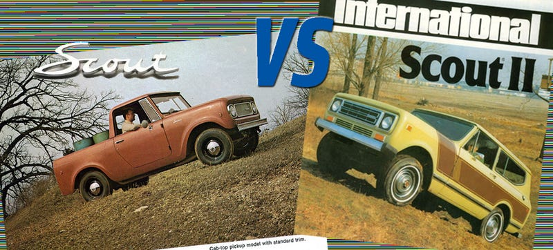 Which International Scout Should I Buy Original 80 800 Or
