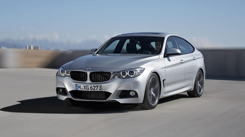 Illustration for article titled 2014 BMW 3 Series GT: This Is Much More Of It
