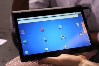 Illustration for article titled Notion Ink Adam Pixel Qi Tablet/Ereader Hands On: Your Screen Is Obsolete