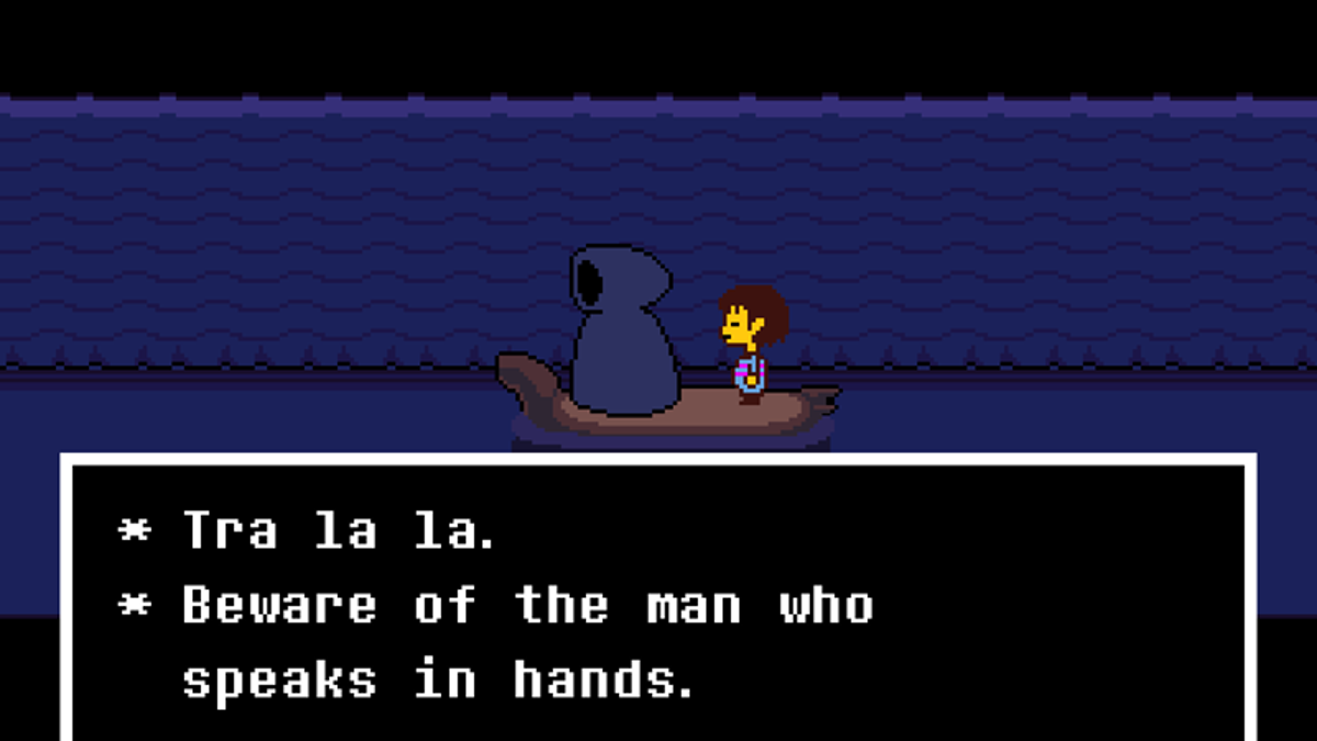 Players May Never Solve Undertale's Final Mystery