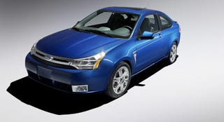Illustration for article titled Damn You April Fools Day: Ford to Reintroduce the 'Scort? Not