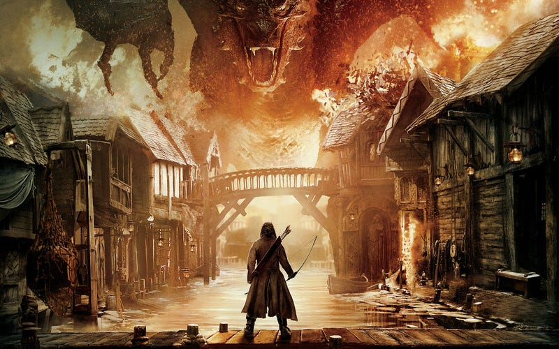 Illustration for article titled The Extended Hobbit: The Battle of the Five Armies Will Be R-Rated, Somehow