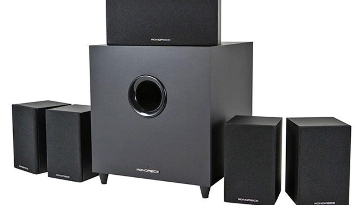 Five Best 5 1 Surround Speaker Sets