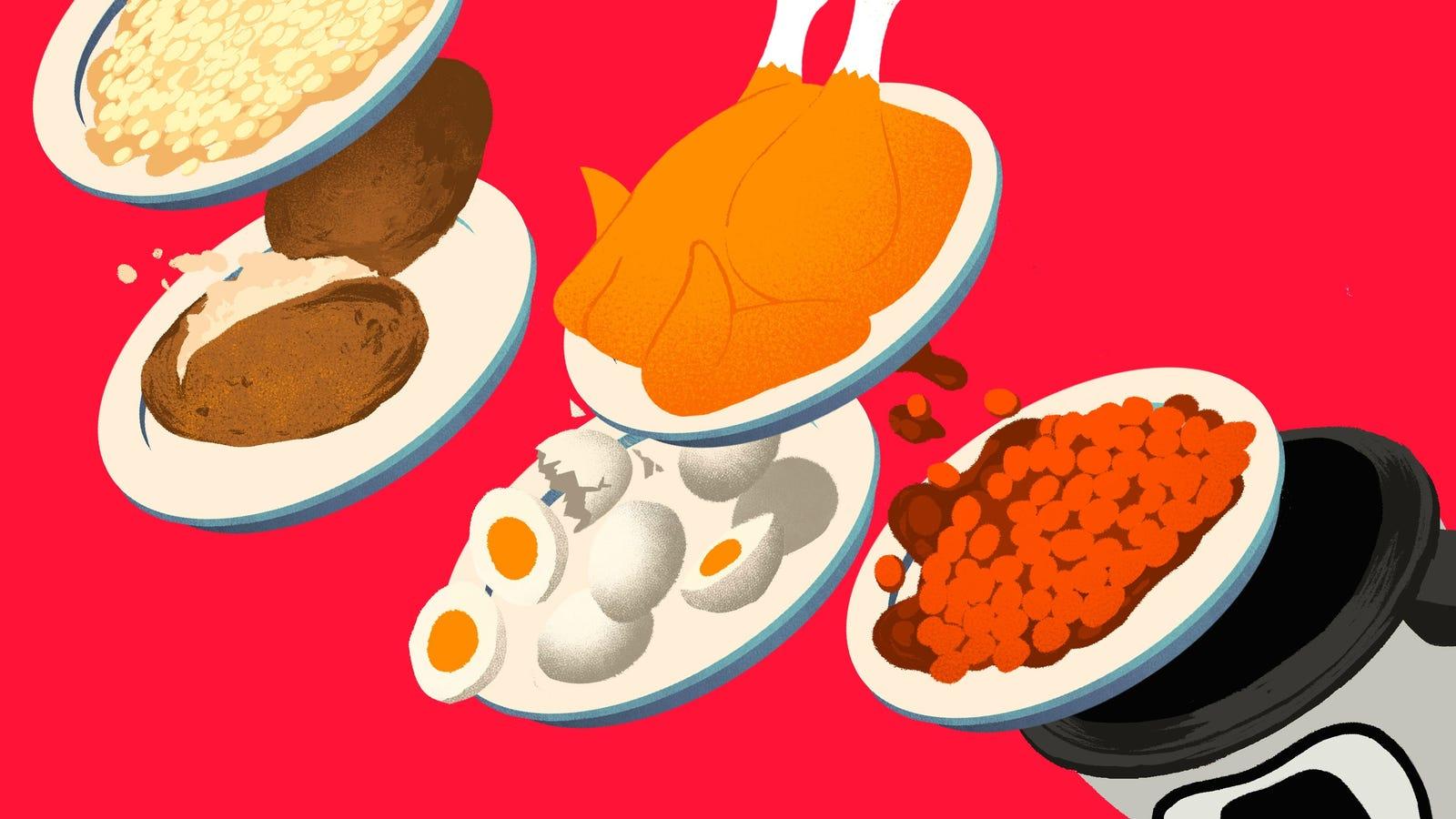 16 Interesting Cartoon Recipes to Try pics