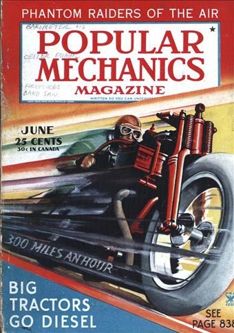 Illustration for article titled Dealzmodo: One Year of Popular Mechanics for $5
