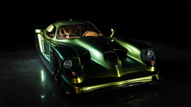 Now\'s Your Chance To Own A New Old Panoz GTR-1 For Just $890,000