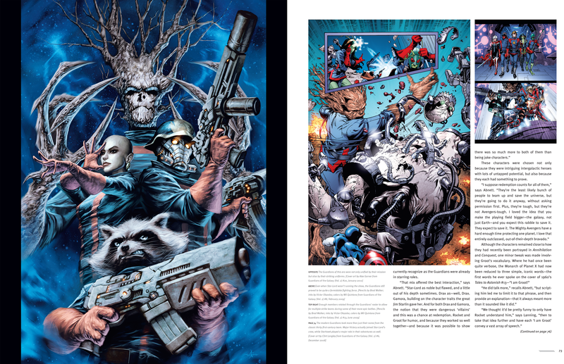 How Dan Abnett and Andy Lanning Revived the Guardians of the Galaxy