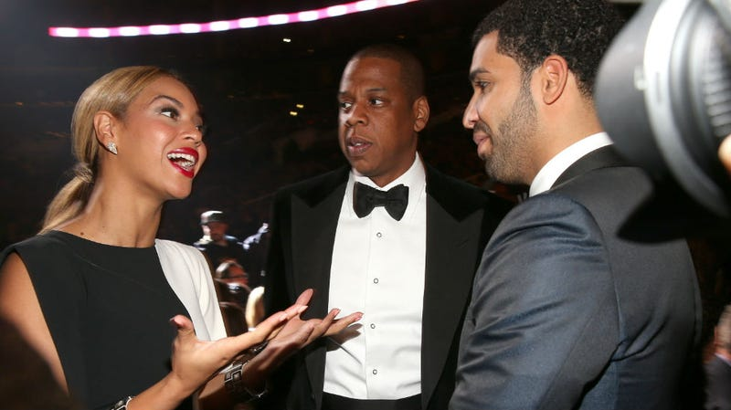 Illustration for article titled Drake is Just Being Drake in New Leaked Song With Beyoncé