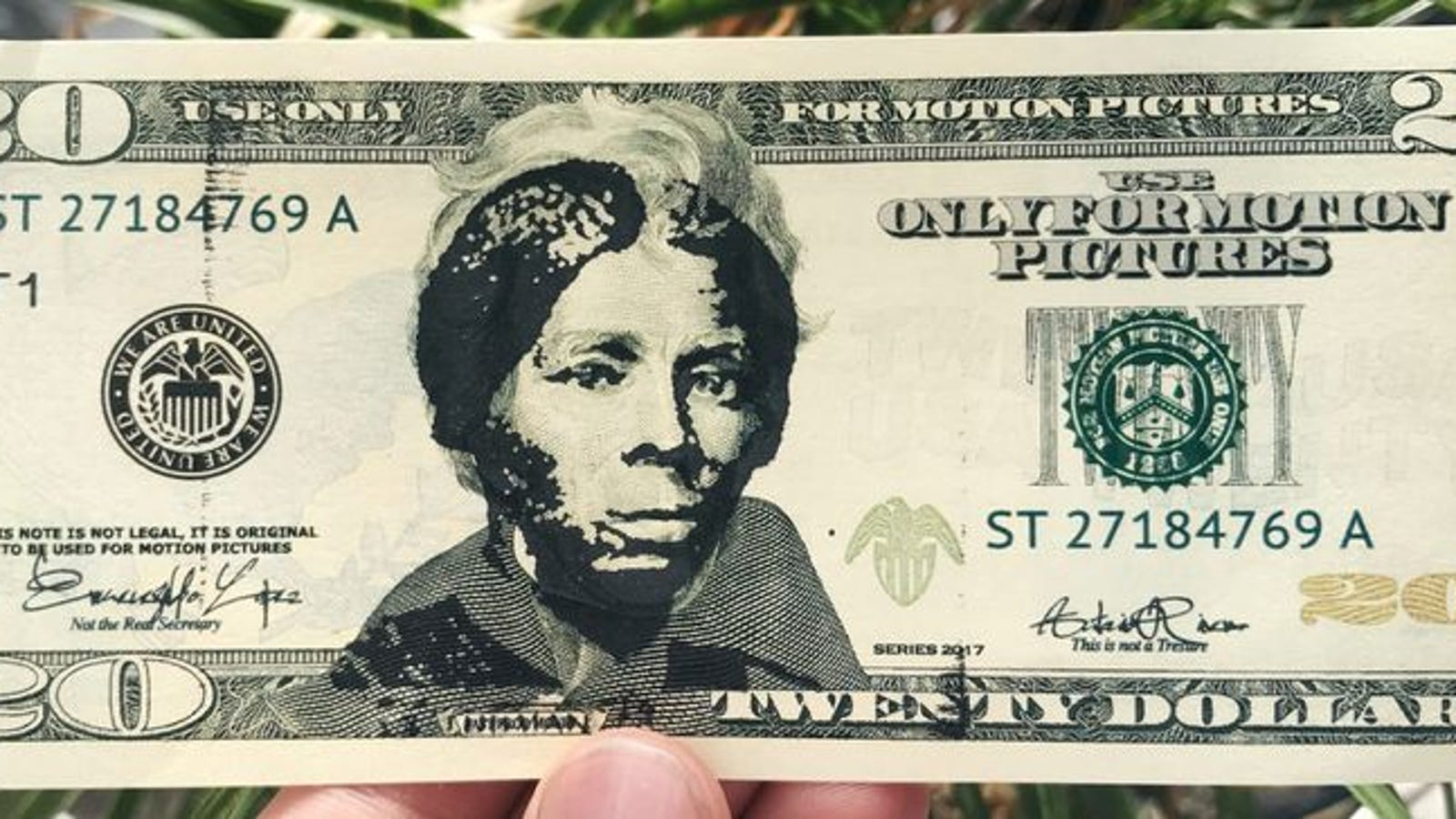 Harriet Tubman Showing Up on $20 Bills Thanks to New York-Based Designer
