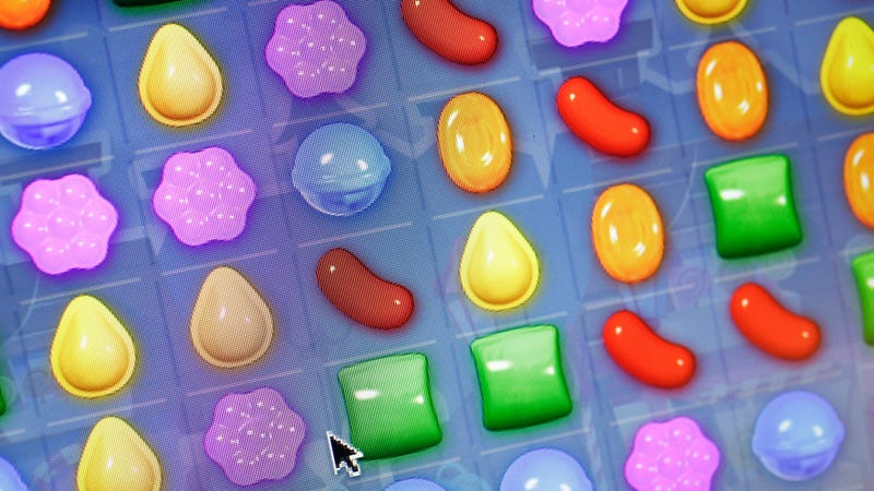 Candy Crush Developer Says 9.2 Million Users Play At Least 3 Hours a Day, But It's Totally Not Addictive