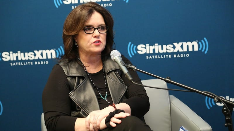 Illustration for article titled Rosie O'Donnell Defends Periods, Says 'There's a War On Women'