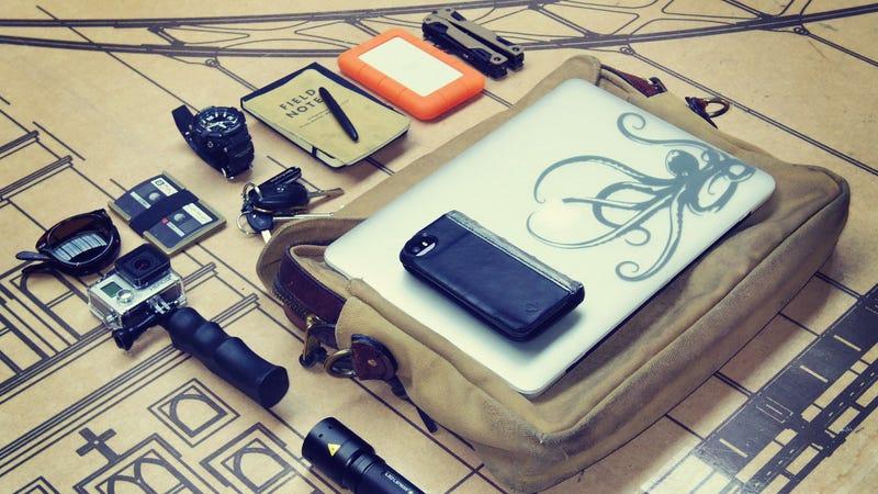 Illustration for article titled The Graphic Designer's Go Bag