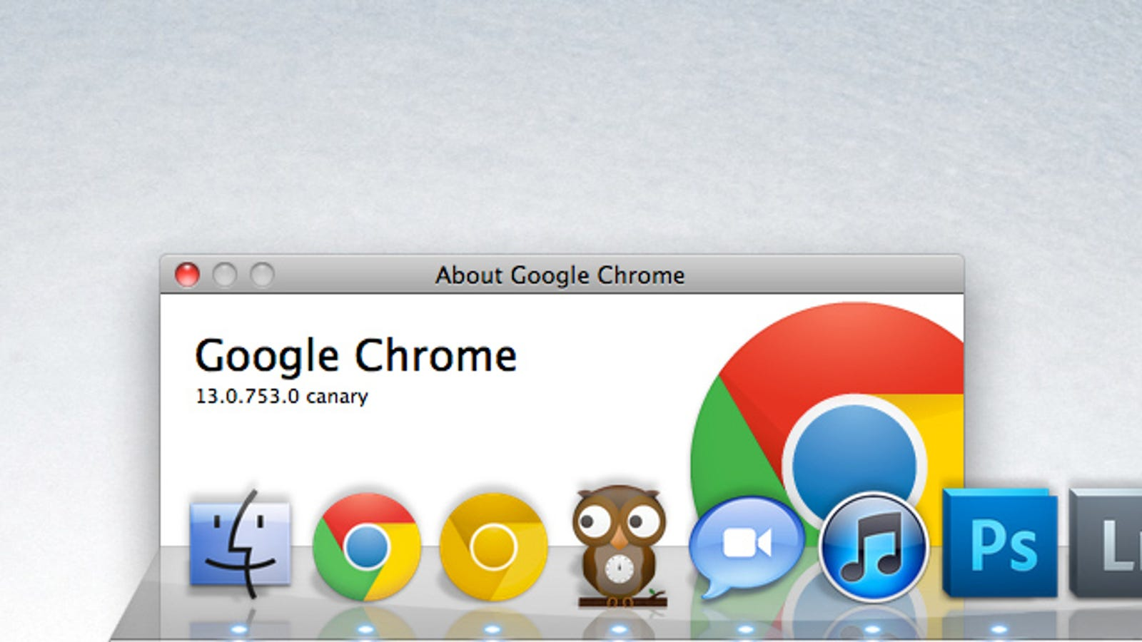 Google Chrome Canary Now Available for Mac