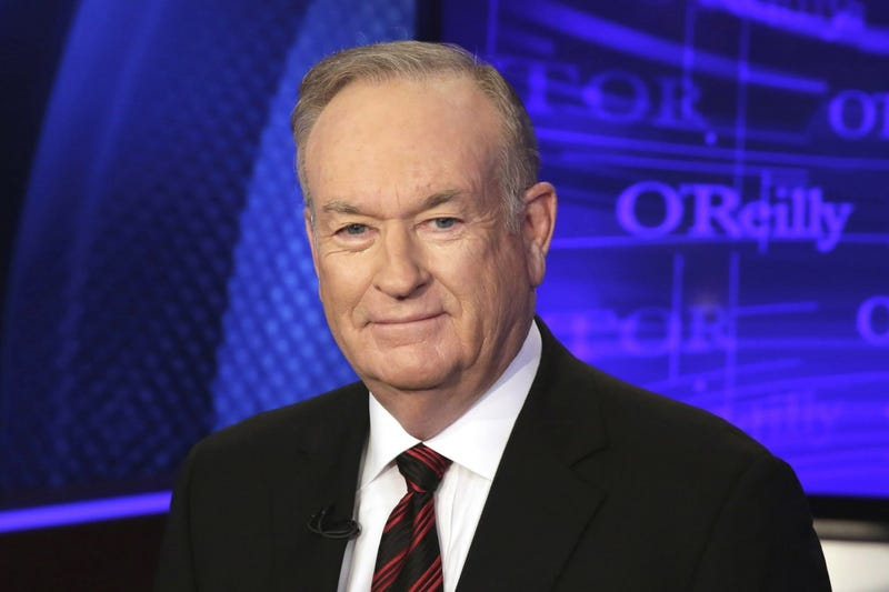 Illustration for article titled Shame about Bill O'Reilly.