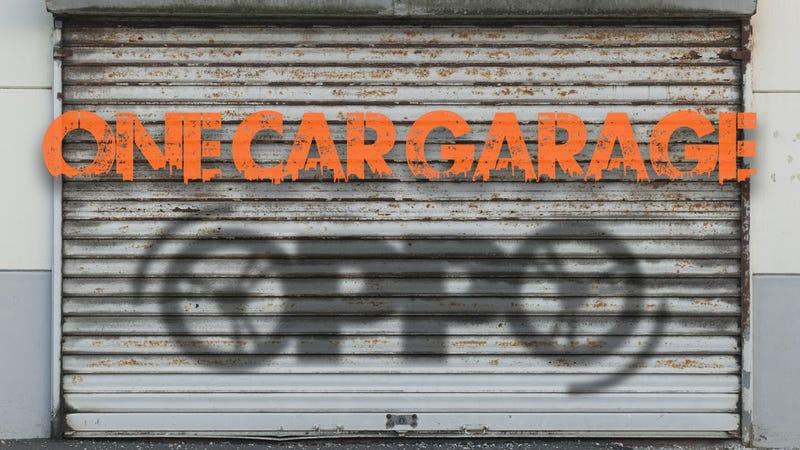 Illustration for article titled One Car Garage - Škoda