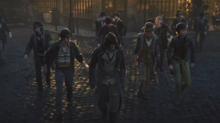 Illustration for article titled Assassin's Creed Syndicate Gets A Flashy CG Trailer