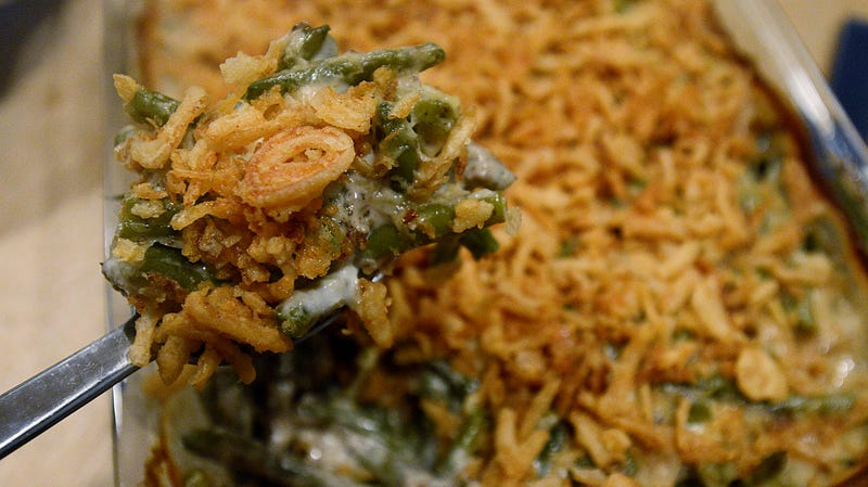 Illustration for article titled Dorcas Reilly, creator of the green bean casserole, has died at age 92