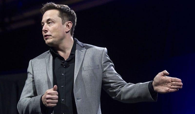 """Illustration for article titled Elon Musk: """"Los motores de gasolina han alcanzado su límite. Es la hora de los eléctricos"""""""