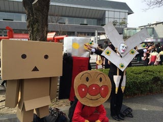 Illustration for article titled Cosplay Makes This The Best Graduation Ceremony in Japan