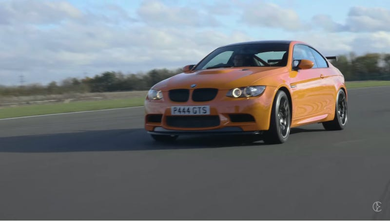 Illustration for article titled The E92 BMW M3 GTS Demands Respect