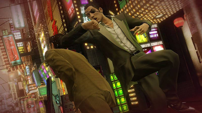 How To Get Into The Yakuza Series