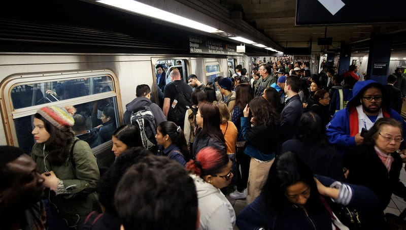 Illustration for article titled MTA Officials Assure New Yorkers That Today's Subway Will Run Just As Fucked Up As Normal