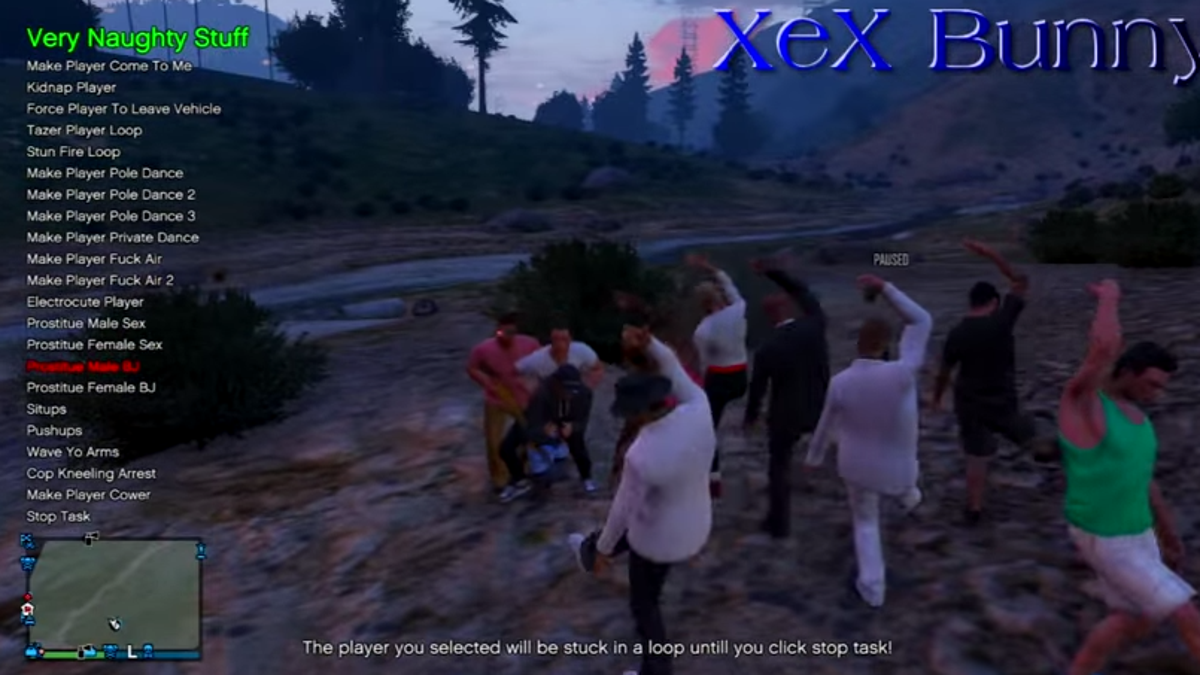 GTA Online Mods Let People