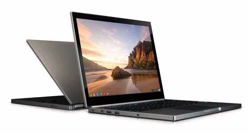 Illustration for article titled Google confirma que habrá una nueva versión del Chromebook Pixel