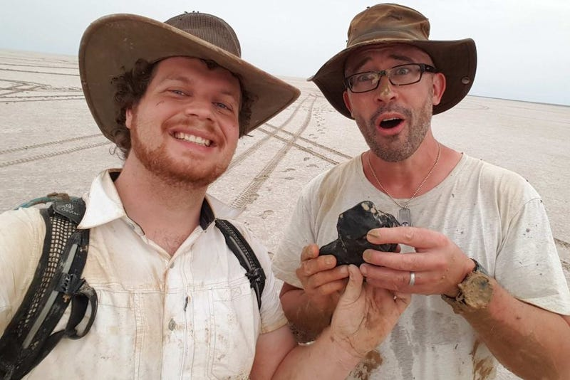 Геолозите пронајдоа парче камен постаро и од Земјата