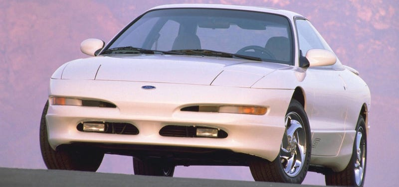 Illustration for article titled Is The Ford Probe Still A Good-Looking Car?