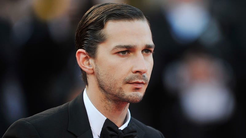 Illustration for article titled Shia LaBeouf Is Still Sorry, Though We're Not Sure What For