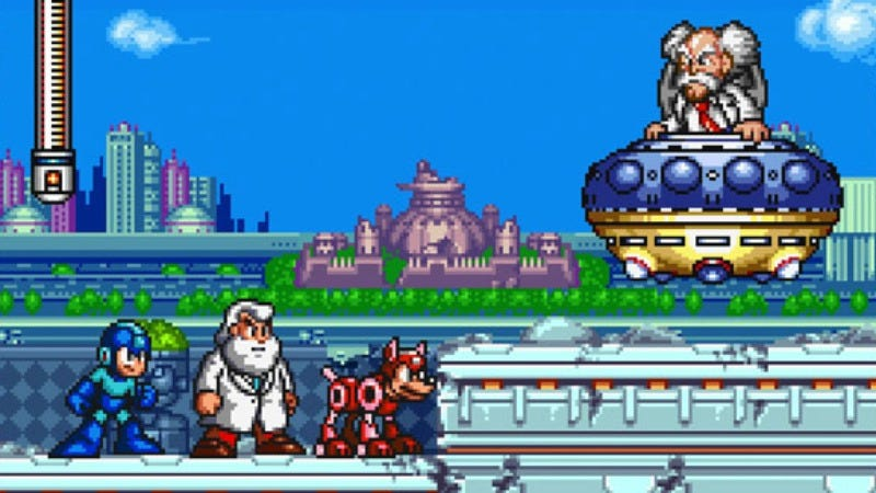 Mega Man Legacy Collection 2 (Image: Capcom)