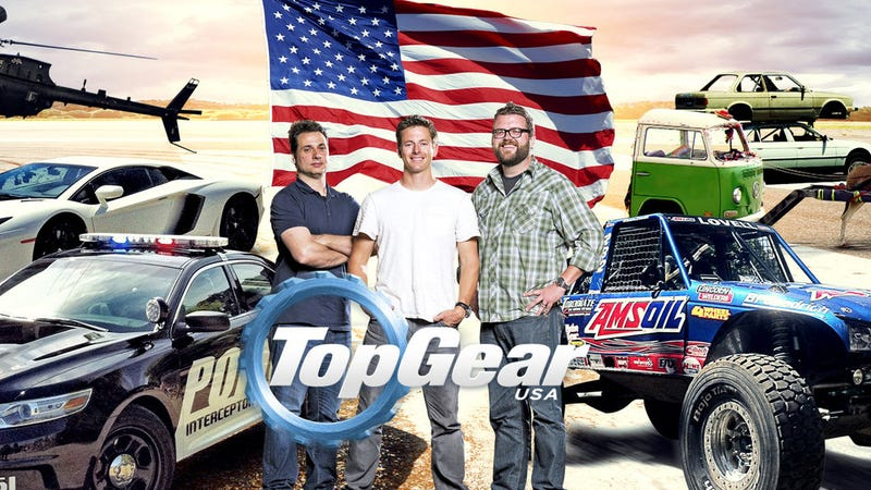 top gear usa apparently canceled by history channel. Black Bedroom Furniture Sets. Home Design Ideas