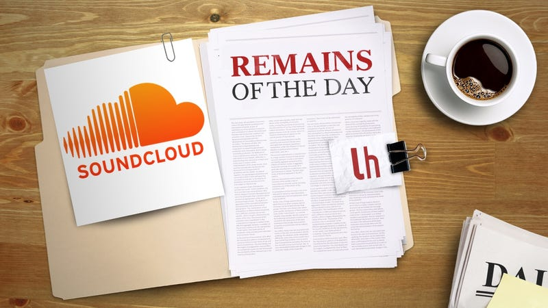 Illustration for article titled Remains of the Day: SoundCloud Adds Algorithmic Song Recommendations