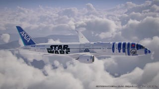 A Star Wars 787 Dreamliner May Be The Geekiest Thing Ever