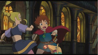 Illustration for article titled Some People Who Pre-Ordered Ni no Kuni Are Having Issues Getting The Game