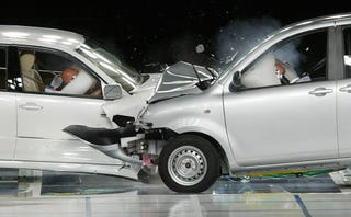 Illustration for article titled Space Rays Might Be Responsible For Crashing Your Car