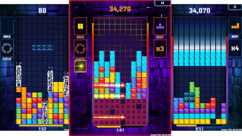 Illustration for article titled EA Readies Short Attention Span Tetris