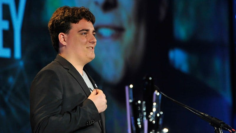Palmer Luckey (Photo: Larry French/Getty Images)