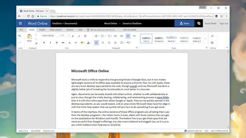 Google vs Apple vs Microsoft: Which Online Office Suite