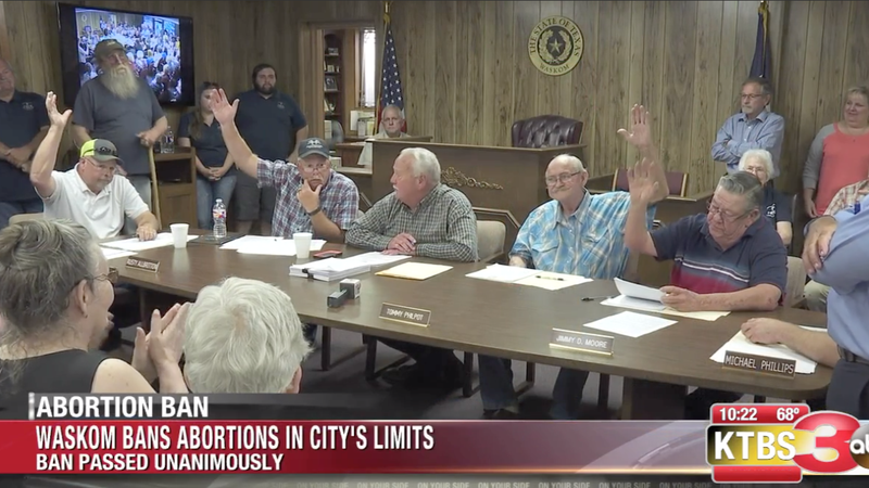 Congratulations to the 5 Old Men Who Just Declared Their City a Sanctuary 'for the Unborn'