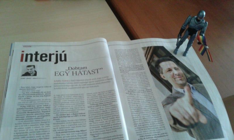 Illustration for article titled Hazudott-e a Heti Válasz a Schiffer-interjú ajánlójával?